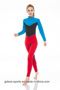 Custom Color Full Body Neoprene Durable Flexible Fitness Wetsuit