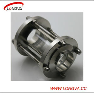 Stainless Steel Threaded Inline Sight Glass pictures & photos