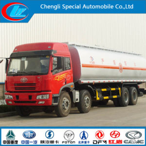 China Made Manufacturer Selling Faw 8X4 Fuel Tank Truck pictures & photos