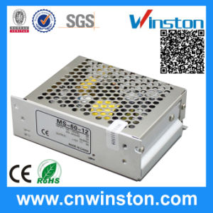 Ms-60-12 Mini Size DIN LED AC DC Switching Power Supply with CE pictures & photos