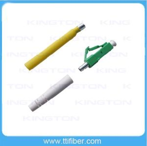 LC/APC Fiber Optic Connector for Patch Cord and Pigtail pictures & photos