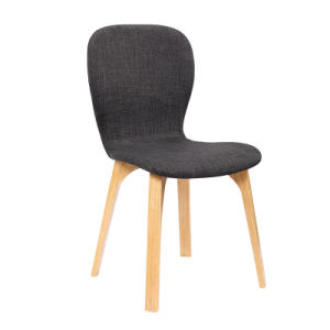 Coffee Club Dining Restaurant Wooden and Fabric Bar Chairs (FS-WB1662) pictures & photos