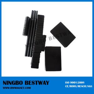 Neodymium Block Magnet Painted with Black Epoxy pictures & photos