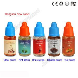 Tobacco and Fruit Flavor 10ml/30ml Ejuice Eliquid (HS-002) pictures & photos