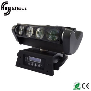 8PCS*10W Spider LED Beam Moving Head for Disco Stage (HL-016YT)