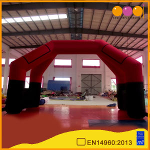 Customized Inflatable Four Leg Advertising Arch School Race Arch (AQ5301-1) pictures & photos