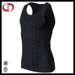 Sportswear Sleeveless Compression Men Tops pictures & photos