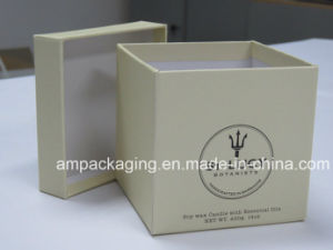 Wholesale Rigid Paper Packaging Custom Candle Box pictures & photos