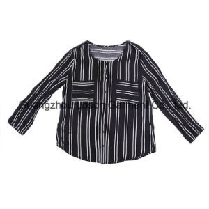 Newest Hot Sale Girl′s Blouse with Embroidory
