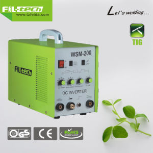 Inverter TIG/MMA Welding Machine with Ce (WSM-160/180/200) pictures & photos