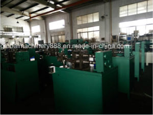 Single Interlocked Flexible Metal Tube Making Machine pictures & photos