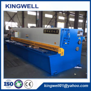 Metal Plate Cutting Machine Shearing Machine pictures & photos