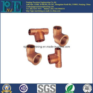 Custom Die Cast Brass Copper Fittings pictures & photos