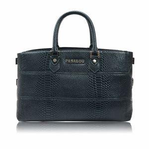 Unique Europian Designs Crocodile Grain Leather Hand Bag for Womens pictures & photos