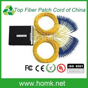 Fiber Optic 2X32 PLC Splitter Cassette pictures & photos