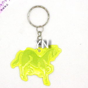 New Design Reflective Safety Key Chain pictures & photos