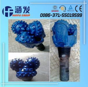 High Quality and Wearability PDC Drill Bits with Three Wings for Oil/Gas pictures & photos