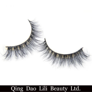 Lili Beauty Wholesale Free Samples Custom Private Label 3D Mink False Eyelash pictures & photos