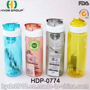 550ml Tritan BPA Free Plastic Sports Bottle (HDP-0774) pictures & photos