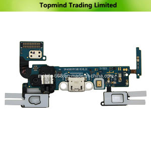 Charging Port Flex Cable Ribbon for Samsung Galaxy A5 Sm-A500 with Earphone Jack pictures & photos