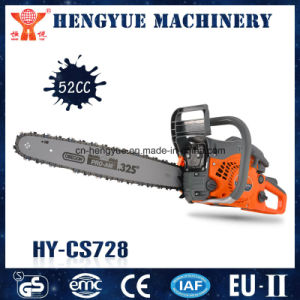 52cc Gasoline Chain Saw Petrol Tree Branch Trimmer Saw pictures & photos