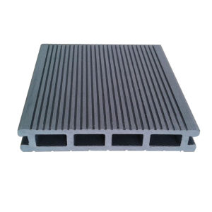Low MOQ WPC Hollow Decking 135*25mm pictures & photos