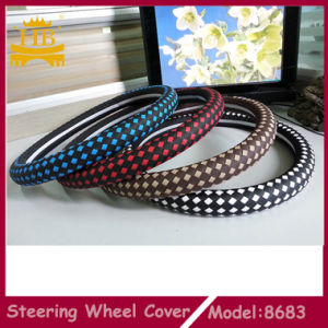 Knitted Car Steering Wheel Cover, Car Interior Parts