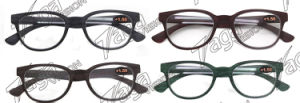 Most Fashion Wood Pattern Frame Reading Glasses