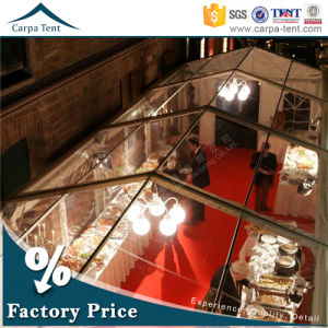 Best Price 18m*40m Clear Span Structure Birthday Party Transparent Tents Wholesale pictures & photos