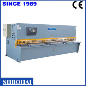 High Quality CE&ISO Certidied Shearing Machine Model QC12y/K 6 X 3200 pictures & photos