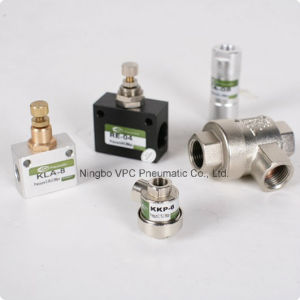 Solenoid Valve Pneumatic Valve Air Valve Brass Valve pictures & photos