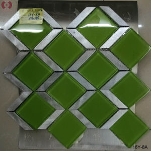 Crystal Glass Mosaic Wall Tile for Home Decor (18Y-8A) pictures & photos