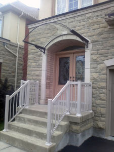 DIY Door Canopy/Awning/ Shelter /Shield (ROMA series) pictures & photos