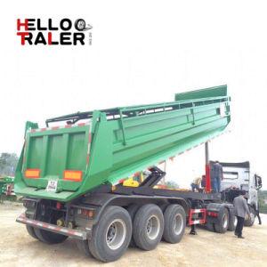 Cimc Supply 3 Axle Dump Trailer /Tipping Trailer/ Dump Tipper Trailer pictures & photos