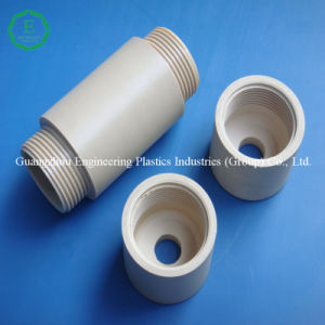 Peek Customized Plastic Bushing with High Quality pictures & photos