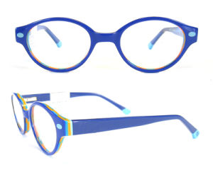 Laminated Colorful & Particular Kids Handmade Eyewear (Ce) pictures & photos