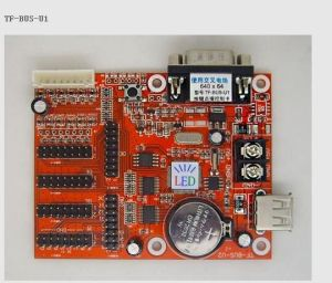Using for Bus Stop and State LED Controller (TF-BUS-U1)
