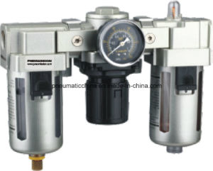 Air Source Treatment Unit Air Filter+Regulator+Lubricator pictures & photos