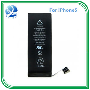 1560mAh Li-ion Mobile Phone Battery for iPhone 5g Lithium-Ion Batteries pictures & photos