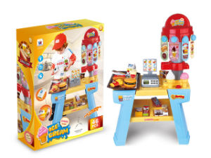 Imitate Toys Food Toy Set with Light (H0844049) pictures & photos