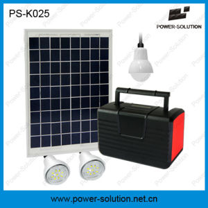 Home Application 12V Solar Fan with 10W Solar Panel 3PCS LED Lights Kit pictures & photos