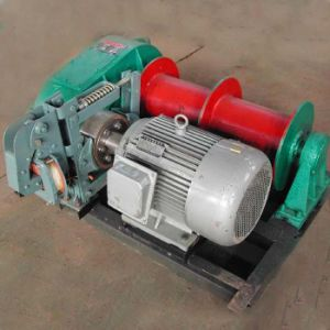 10t Double Drum Electric Crane Winch for Hoisting pictures & photos