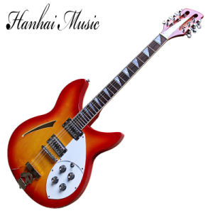 Hanhai Music / Red Ricken Style Electric Guitar with 12 Strings pictures & photos