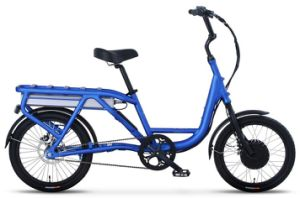 Electric Bicycle with 48V13ah Samsung Li-Battery, 20 Inch Tire pictures & photos