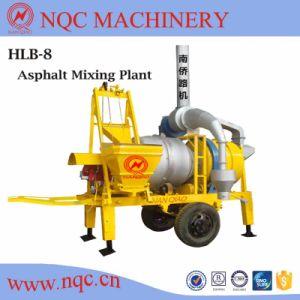 Hlb Series Mobile Asphalt Mixing Plant, 8/10/20/30 T/H pictures & photos