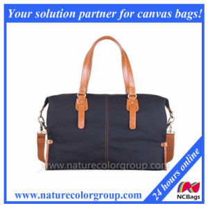 Designer Causal Canvas Travel Duffel Tote Bag pictures & photos