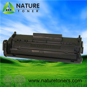 Universal Black Toner Cartridge for HP/Canon Q2612A/FX-9/FX-10 pictures & photos