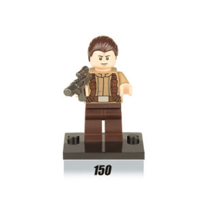 High Quality 3D Puzzle DIY Toy Mini Figures Star Wars 10251218 pictures & photos