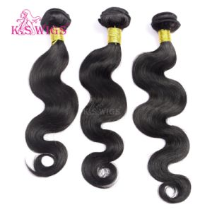 Hair Weft 7A Human Remy Hair Virgin Human Extension pictures & photos