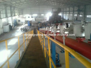 Pure Copper Rod Continuous Casting and Rolling Line